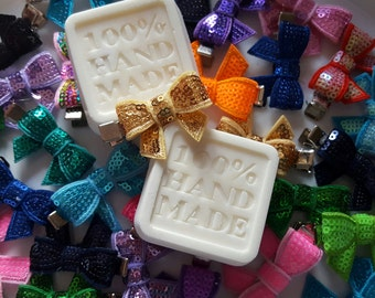 Unscented Soap with free bow
