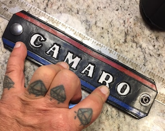 Camaro leather Cuff