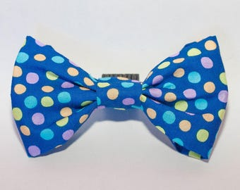 Polka Dots Galore - Dog Bow Tie