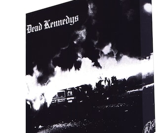 Dead Kennedys album covers