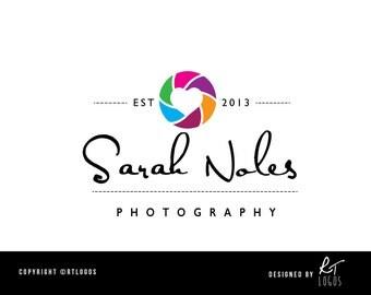Photography Logo for customisation