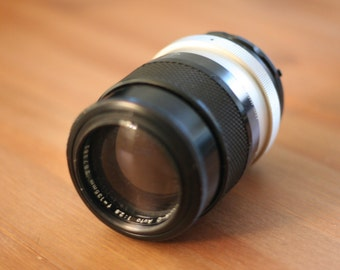 Nikon Nikkor-Q 135mm F/2.8