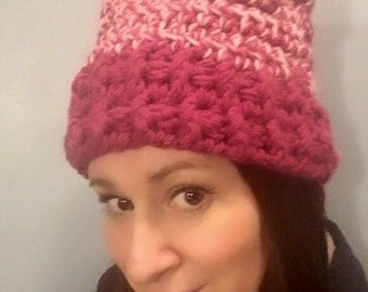 Adult/child kitty hat -other colors available