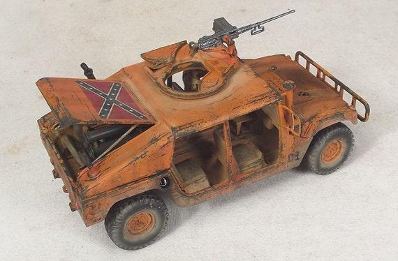 1/35 Built Dukes of Fallujah Hummer