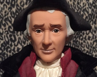 Effanbee President Thomas Jefferson doll