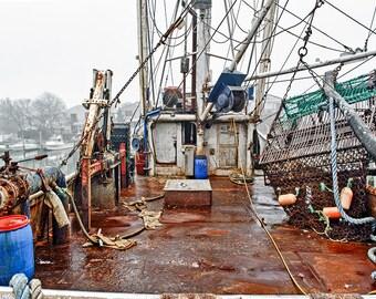 Fishing Boat eck