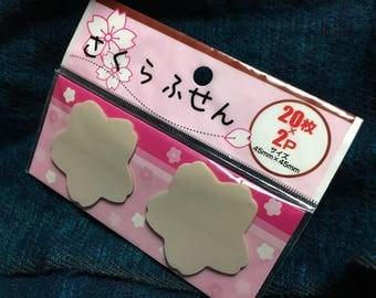 Sakura sticky tab from Japan