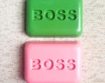 "Handmade Soap ""Boss"""