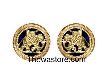 Cufflinks for men  in thewa art jewellery