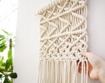 SALE! Macrame Wall Hanging, Woven Wall Hanging, Boho Wall Hanging, Wall Tapestry, Woven Wall Tapestry, Macrame, Boho, Bohemian Wall Decor
