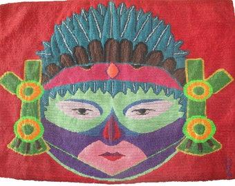 Guerrero Azteca.