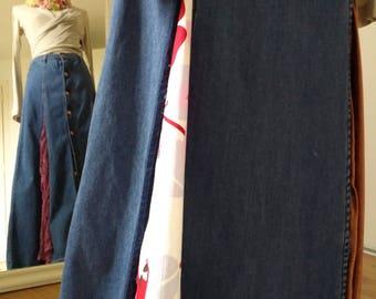 one piece handmade skirt