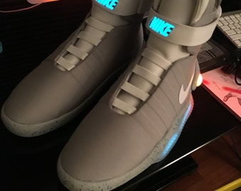 Nike Air Mags Marty McFly BTTF Size 11