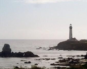 Westcoast Lighthouse Photo