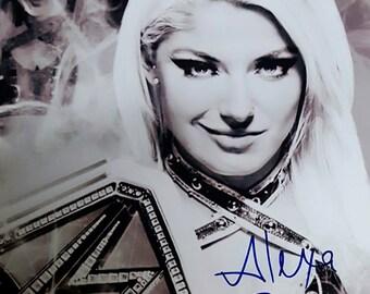 Alexa Bliss Autograph
