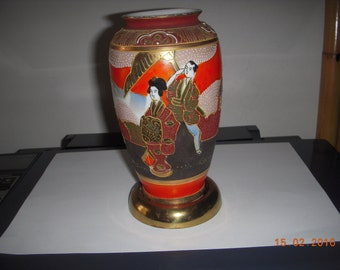 the vase from Japan