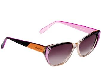 Guy Laroche vintage sunglasses 80s, made in France. 100% original designer sunglasses, stylish and unique, new old stock