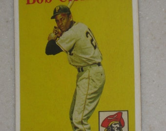 1958 Topps Roberto Clemente #52