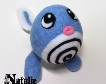Pokemon Poliwag 10 cm