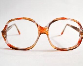 Vintage Pierre Cardin Louvre Frames   Designer Eyewear   Vintage Glasses   Oversized