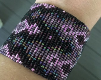 Thick Cuff Guatemalan Bracelets (7 colors in shop)