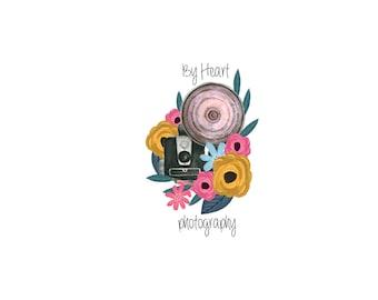 Elegant Camera Logo
