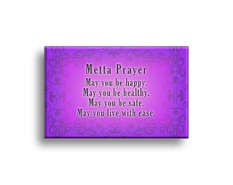 Metta Prayer Etsy