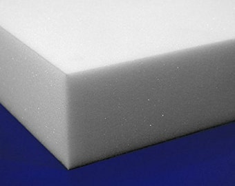 """Professional Upholstery Foam 4"""" Thick X 24"""" Wide X 48"""""""