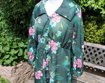 Vintage 1960s-70s Dress