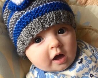 Dallas Cowboys hat, Dallas Cowboys beanie, Dallas Cowboys baby girl, Dallas Cowboys kids, football hat, football beanie, baby shower gift