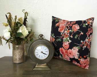 Pink Blossom Decorative Pillow