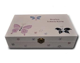 """Memory box """"Butterflies"""""""