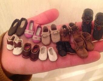 Обувь для кукол. Хайди Отт. Realpuki