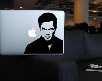 Dexter Morgan - Vinyl Decal for MacBook, iPad, or Laptop