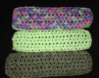 Lace Effect Bookmarks