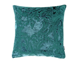"Velvet cushion ""Magdalene"""