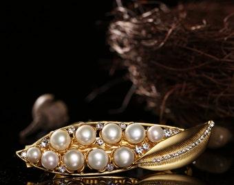 Elegant Pearl Hair Pin