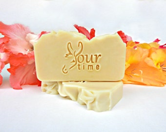 TRULY NATURAL Donkey Milk Soap - unscented