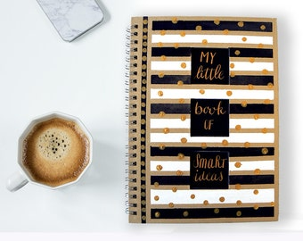 Notebook - Dots n' Stripes