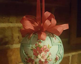 Handmade Quilted Ornament