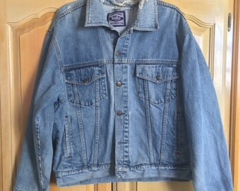 Vintage Hard Rock Cafe Denim Jacket