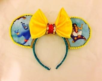"""Aladdin - """"You Ain't Never Had a Friend Like Me"""" ears"""