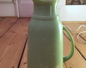 Vintage 1925 Thermos brand pitcher with lid