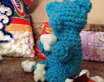 Crochet gummy bear | Original Design |
