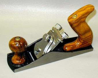 Hand Plane Windsor design woodworking cabinet making hard wood steel blade BRAND NEW