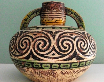 Japanese pottery.Made in Japan pottery.Handcrafted