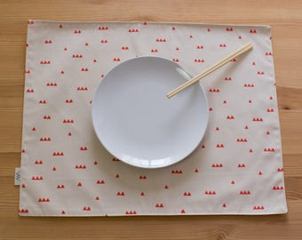 Ecological Cotton Placemats with Nordic design