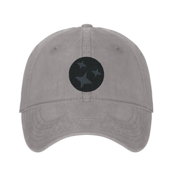 Capitol Company Logo Hat//Nashville Southern Activewear- Black or Grey Ball Cap