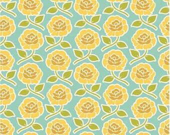 SALE!!!---Farm Girl Rose Trellis Cotton by Riley Blake