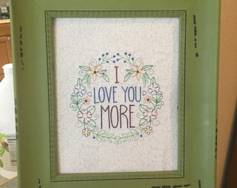 Love You More  Picture